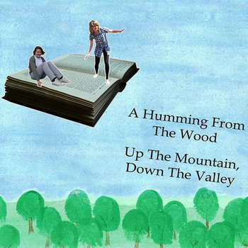 Up The Mountain, Down The Valley cover art
