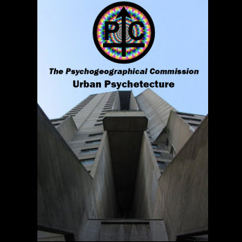 Urban Psychetecture cover art