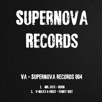 VA - Supernova Records 004 E.P cover art