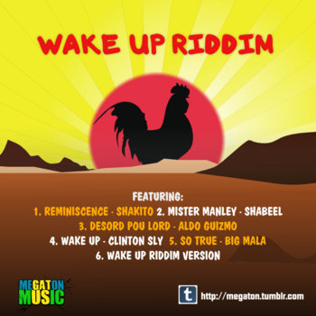 Wake Up Riddim cover art