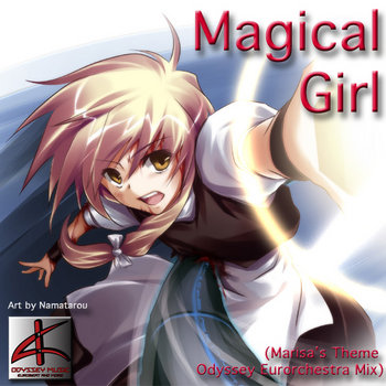 Magical Girl (Single) cover art