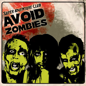 Avoid Zombies cover art