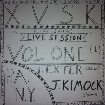 XVSK Live Session Vol. 1 cover art
