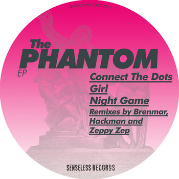 The Phantom EP cover art