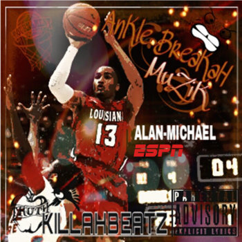 Alan-Michael Ankle Breakah Muzik cover art