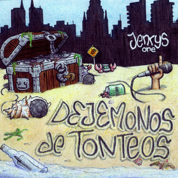 Dejémonos de Tonteos cover art