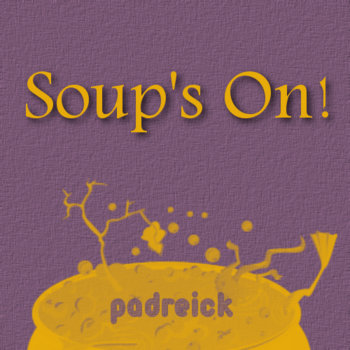 Soup's On! cover art