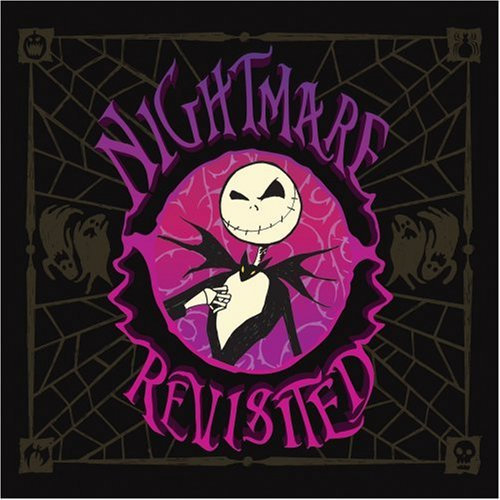 FLYLEAF - NIGHTMARE BEFORE CHRISTMAS - SOUNDTRACK (WALT DISNEY RECORDS ...