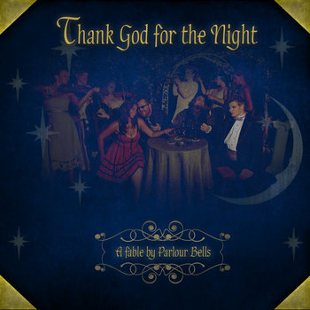 Thank God for the Night cover art