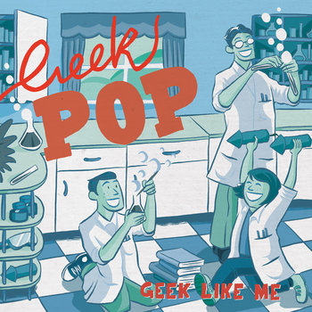 PREVIEW: Geek Like Me cover art