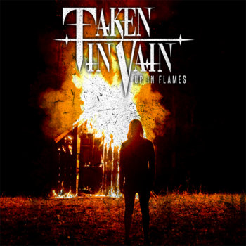 Up In Flames cover art