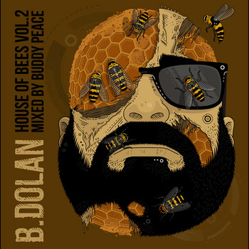 House of Bees vol. 2 cover art