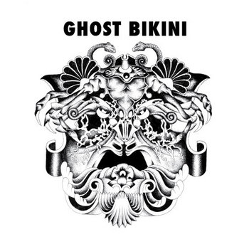 Ghost Bikini EP cover art