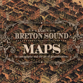 MAPS (or cartography and the art of generalization) cover art