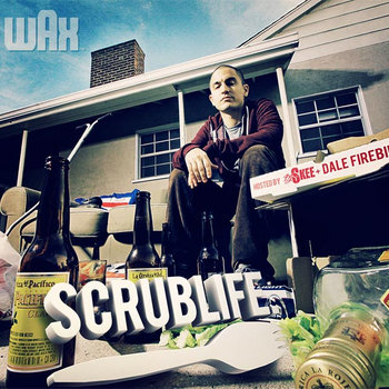 Scrublife Mixtape cover art