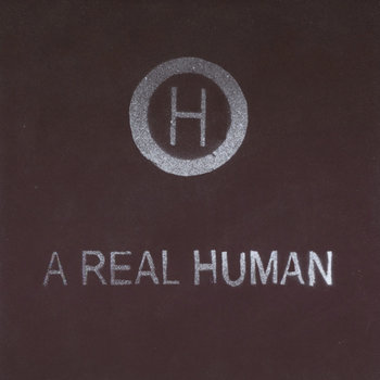 A Real Human cover art