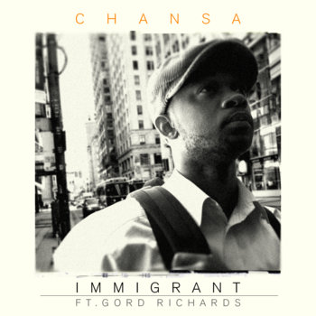 IMMIGRANT feat. Gord Richards cover art