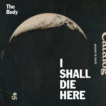 I Shall Die Here cover art