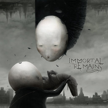 Immortal Remains cover art