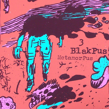 BLACK PUS 3 METAMORPUS cover art