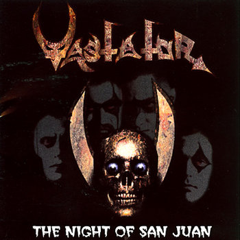 The Night Of San Juan cover art