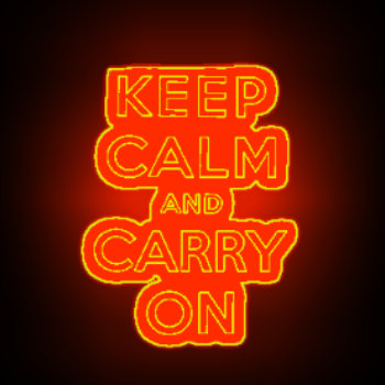 Keep Calm And Carry On cover art