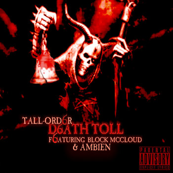 Death Toll Ft Block McCloud &amp; Ambien cover art