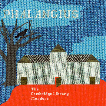 (Strange Life SLR018) The Cambridge Library Murders (2007) cover art