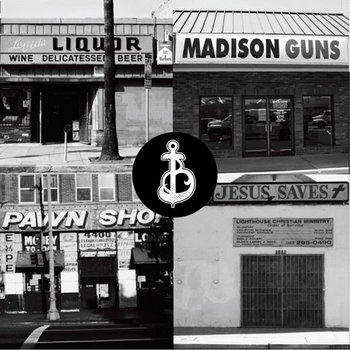 Liquor Store Gun Store Pawn Shop Church EP cover art