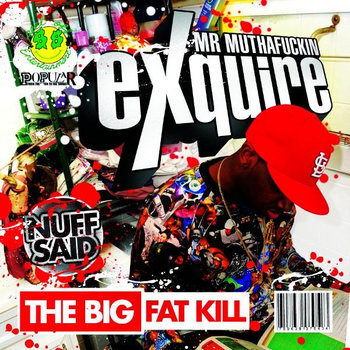 The Big Fat Kill cover art