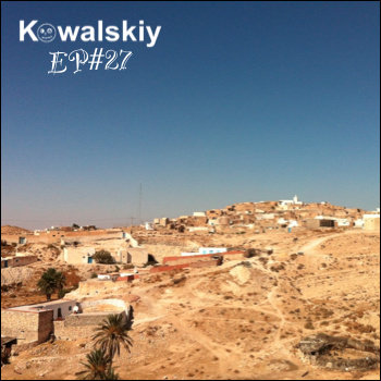 Kowalskiy&#39;s Free Monthly Scottish EP #27 cover art