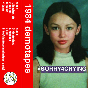 #sorry4crying (2012) cover art