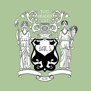 Two Headed Cat cover art