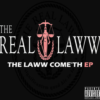 The Laww Come'th EP cover art