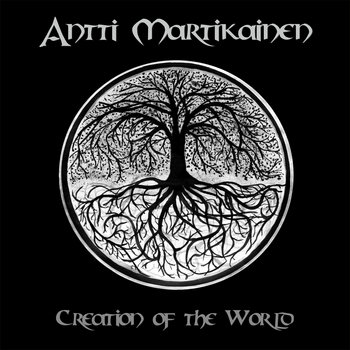 Creation of the World cover art