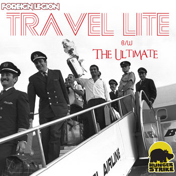 Foreign Legion - Travel Lite (Single) cover art
