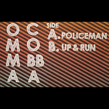 CS001 - Policeman cover art