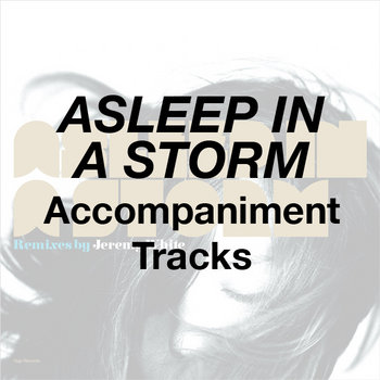 Asleep in a Storm - Accompaniment Tracks cover art