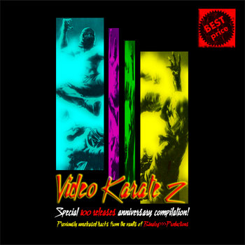 Video Karate 2 cover art