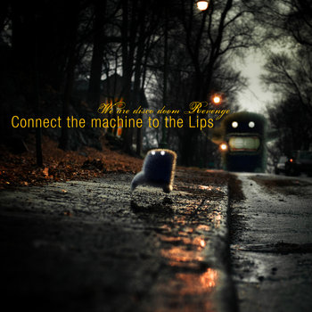 Connect the machine to the Lips cover art