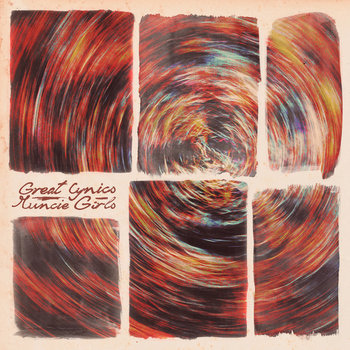 Muncie Girls/Great Cynics Split cover art