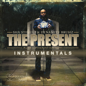 The Present (Instrumentals) cover art