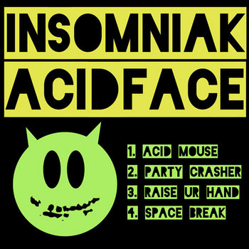 Acid Face cover art