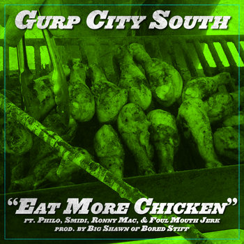 Eat More Chicken cover art