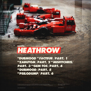 Heathrow (DATA014) cover art