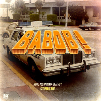 Citizen Kane - B.A.B.O.B. cover art