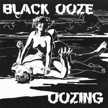 Oozing cover art