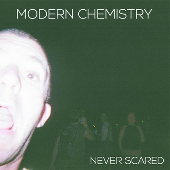 Never Scared (single) cover art