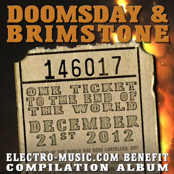 Doomsday and Brimstone cover art