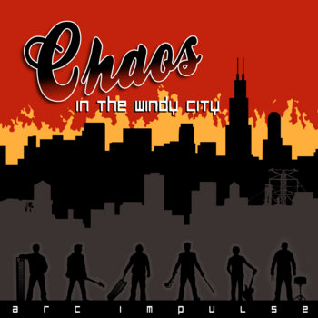 Chaos in the Windy City cover art